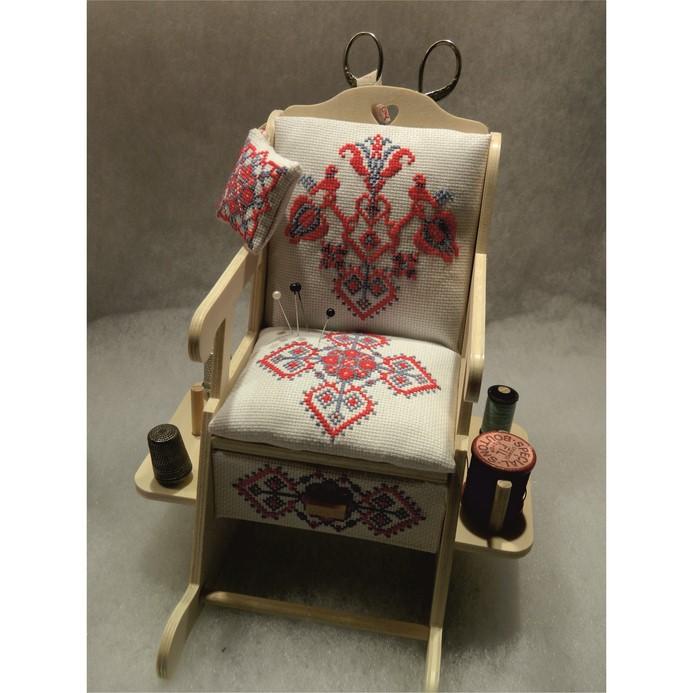 kit fauteuil bascule en bois. Black Bedroom Furniture Sets. Home Design Ideas